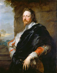 名画絵画のプリント作品販売 アンソニー・ヴァン・ダイク Anthony van DyckのPortrait of Nicholas Lanier. 1628 Portrait of Nicholas Lanier. 1628