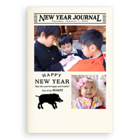 NEW YEAR JOURNAL